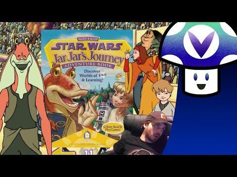 [Vinesauce] Vinny - Star Wars: Jar Jar's Journey