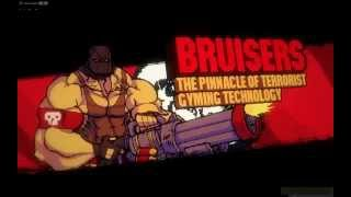 Broforce level 1 & 2