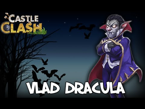 Dracula Account Giveaway Announced , Castle Clash IGG