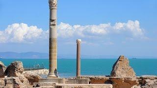 Тунис на карте мира(Возможно, Вы где-то слышали или читали о существовании такого государства, как Тунис. А вот о том, где находи..., 2014-11-05T20:59:12.000Z)