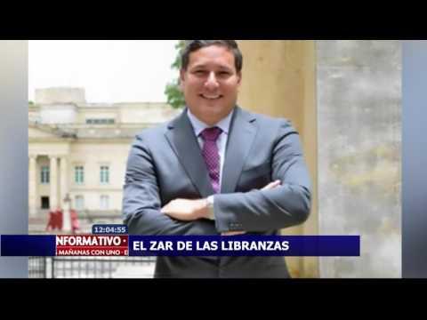 """Roberto José Herrera, """"El Zar de las libranzas"""" en Colombia"""