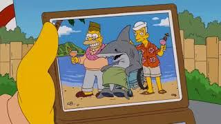 Симпсоны - самые смешные моменты (Еврейская свадьба Красти)