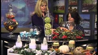 Money Savers: Dollar Store inspiration for holiday decorating