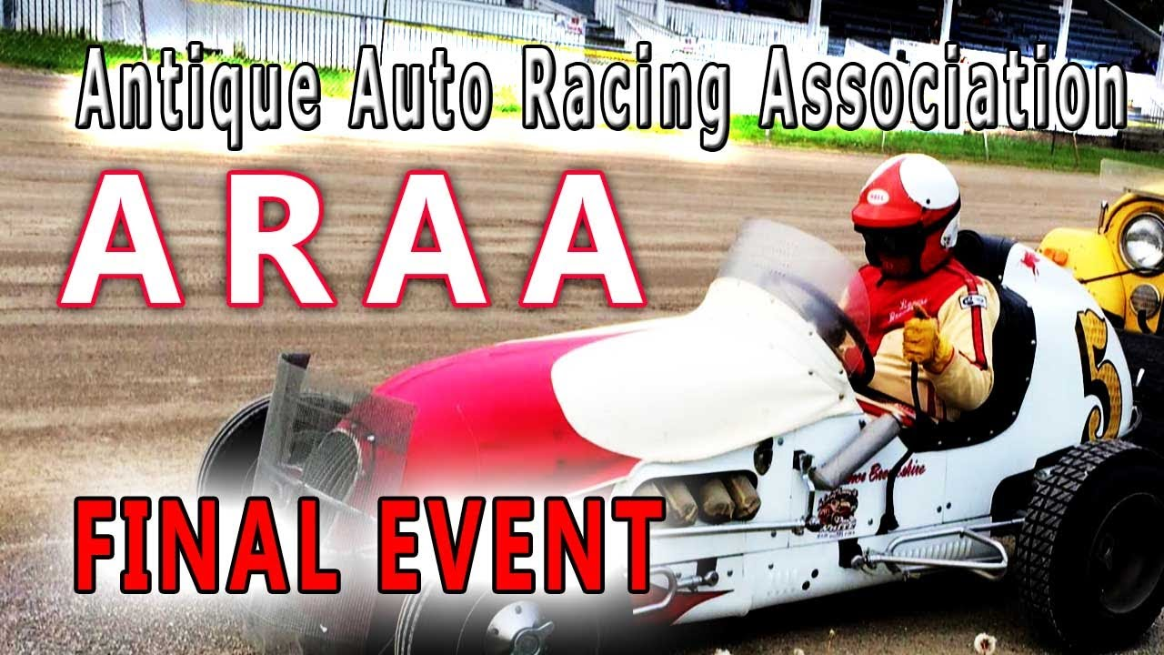 Aara Antique Auto Racing Ociation