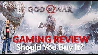 God of War Gaming Review - Should You Buy It? - YouTube Tech Guy