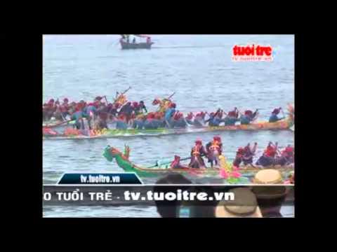 Đề nghị công nhận Lễ Hội đua thuyền là di sản văn hóa phi vật thể Quốc gia