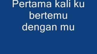 Kristal - Luahan Hati + Lirik + Kod gitar