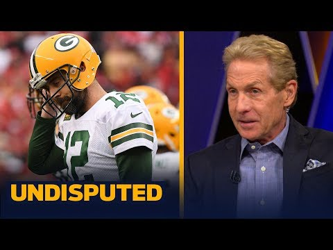 Aaron Rodgers, Packers got 'exposed' in loss to the 49ers — Skip Bayless | NFL | UNDISPUTED