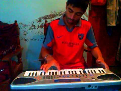 Kitni Hasrat Piano Cover