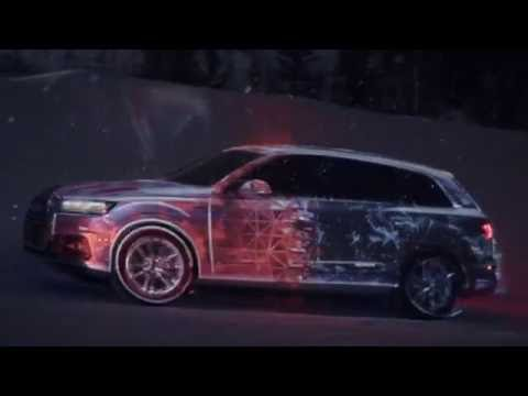 Projection of Greatness: The all-new Audi Q7