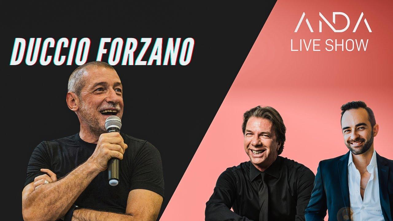 ANDA Live Show con ospite Duccio Forzano