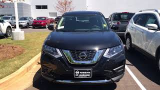 2018 Nissan Rogue Selection Review
