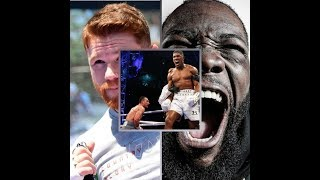CANELO'S TICKET SALES LOW???DEONTAY WILDER THE NEW FACE OF BOXING? : COUNTERPUNCHED