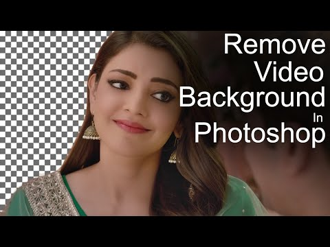 How to Remove Background of a Video in Photoshop 2019 Version 03