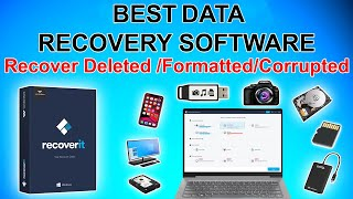 Best Free Data Recovery Software 2021|Recover Deleted/Formatted/Corrupted Data From USB/HardDisk/PC screenshot 4