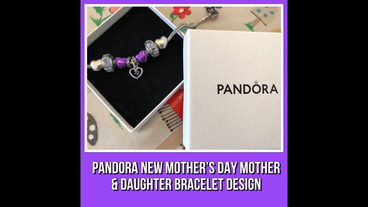 Pandora New Mother S Day Mother Daughter Bracelet Design Pandora Youtube