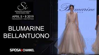 BLUMARINE e BELLANTUONO -  Abiti da sposa 2020 - Sfilata Sì Sposaitalia 2019