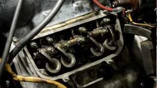 Как отрегулировать зазор клапанов ЗАЗ МеМЗ-968