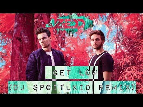 Zedd Ft. Liam Payne - Get Low (DJ Spoiltkid 'Futureland' Remix) [Music Video]