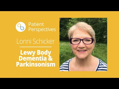 Living With Lewy Body Dementia and Parkinsonism: A Conversation With Lonni Schicker