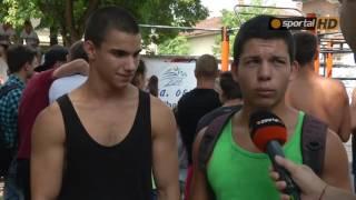Откриха нов супер модерен фитнес на открито в София: Отзиви от събитието