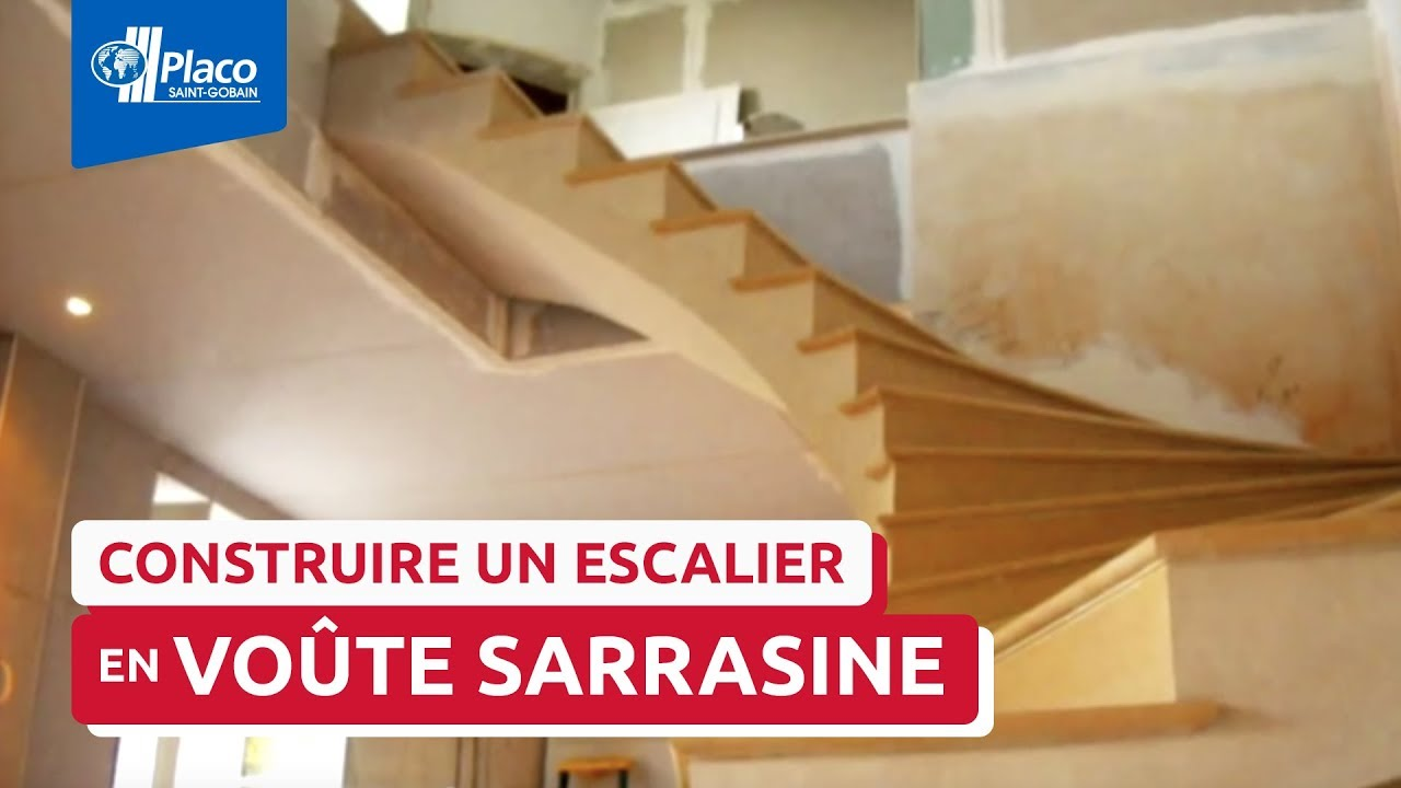 escalier en vo te sarrasine laur at troph s placo 2013 youtube. Black Bedroom Furniture Sets. Home Design Ideas