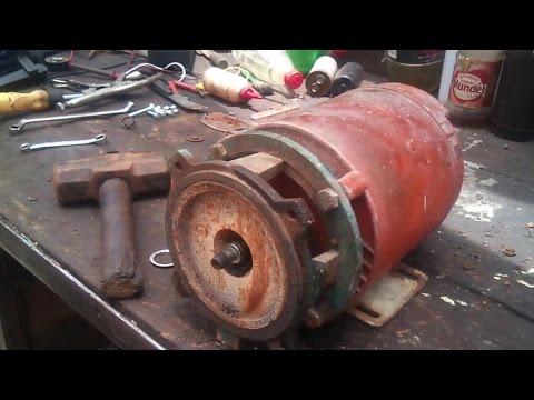 Reparación Bomba Agua Centrifuga