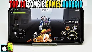 Best Zombie Games For Android 2018 #2