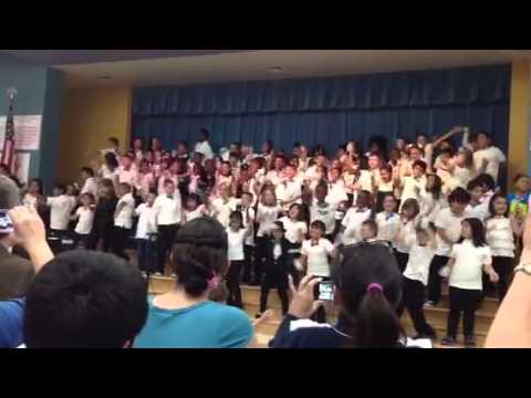 Blazier choir concert jazz night
