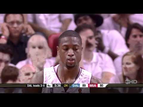 Dwyane Wade HLTS G3 - 2006 NBA Finals - June 13, 2006