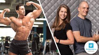 Sadik Hadzovic on Training and Napping Like a Champ | The Bodybuilding.com Podcast | Ep 26