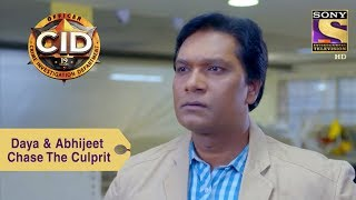 Your Favorite Character   Daya & Abhijeet Chase The Culprit   CID