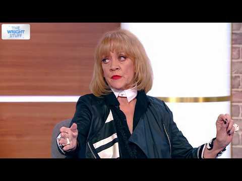 Big Brother's Amanda Barrie:  I don't judge Ann Widdecombe