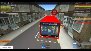 ROBLOX: ELBS route 365 Part 1