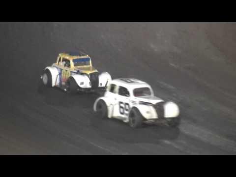INEX Legends feature Farley Speedway 9/1/16