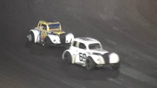 Farley Speedway INEX Legend Feature
