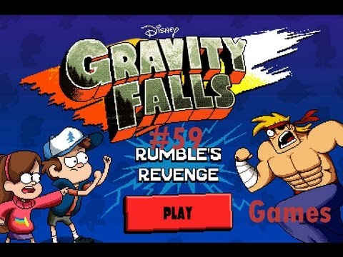 Games: Gravity Falls - Rumbles Revenge (Part 2)