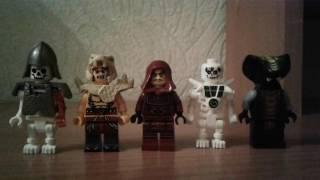 Lego Ниндзяго 2 сезон 6 эпизод супер финал !