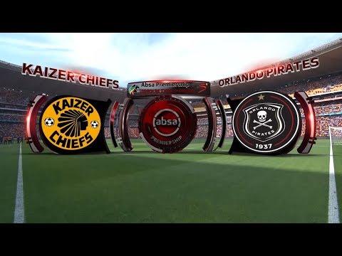Absa Premiership 2018/19   Kaizer Chiefs vs Orlando Pirates