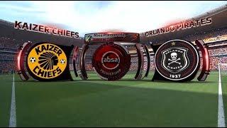 Absa Premiership 201819 Kaizer Chiefs vs Orlando Pirates