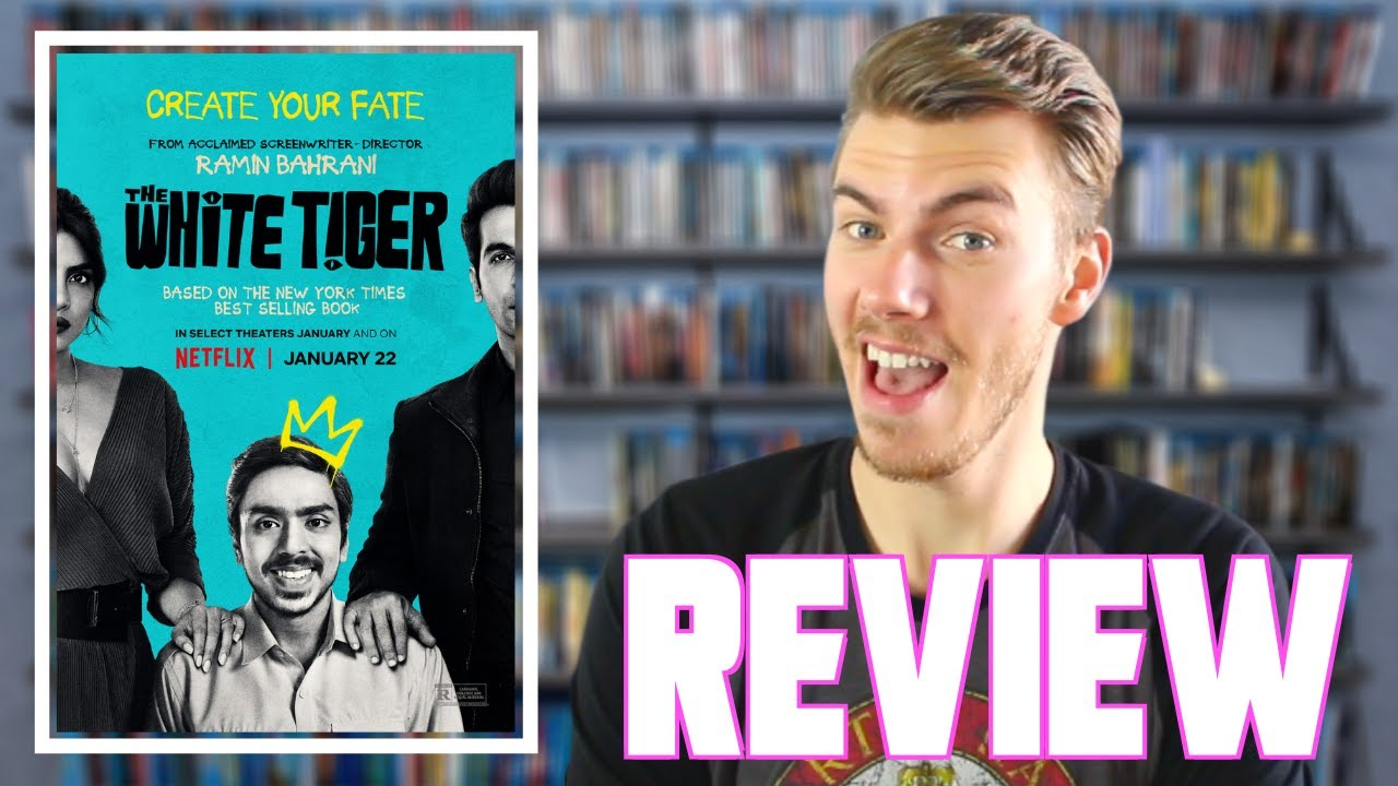 The White Tiger (2021) - Netflix Movie Review