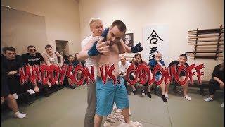 Maddyson vs. Славный Друже Oblomoff / ОЗОН 2: КРОВАВЫЙ СПОРТ (2017, комедия / драма)