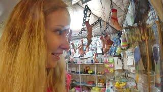 ВЛОГ: Таиланд. Шок - цены на ночном рынке Паттайи. ИЗБЕГАЙТЕ парикмахеров в Таиланде!