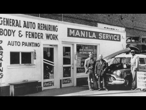 Little Manila: Filipinos in California