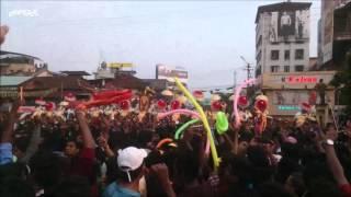 Thrissur Pooram Kudamattam 2016 | Live - Kerala - India