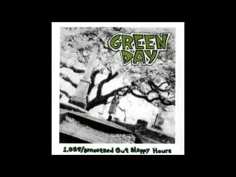 Green Day - 1,039 Smoothed Out Slappy Hours (1991, Compilation)