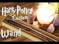 Wooden Custom Harry Potter Wand (NO POWER TOOLS)