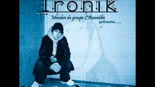 Watch Ironik Jgarde Le Sourire video