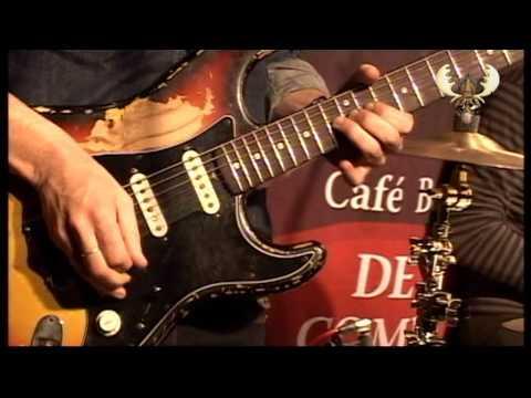 Dan Patlansky - Now Look at me Baby - live @ Bluesmoose radio