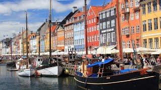 Biking Around Copenhagen, Denmark - EP. #34